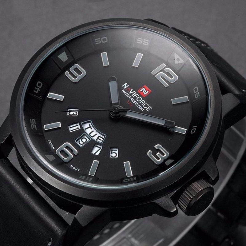 cf6fa86e82c relógio masculino original esportivo social analógico top. Carregando zoom.