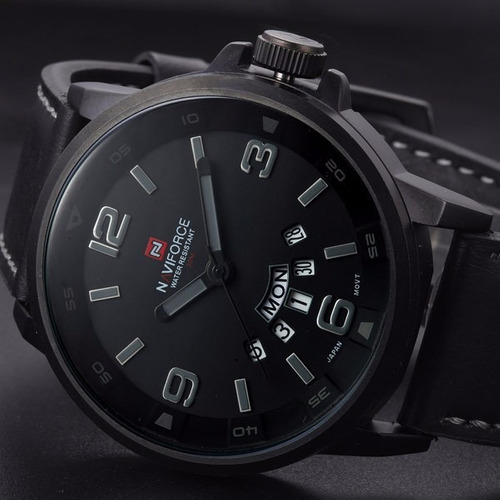 relógio masculino original esportivo social analógico top