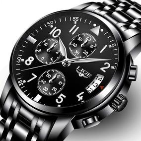 51b7555ba Relógio Masculino Original Naviforce Social Oficial - Relógios De ...