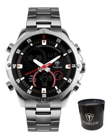 41fc253cbcd Relogios Carmen Steffens Premium Masculino - Relógios De Pulso no ...