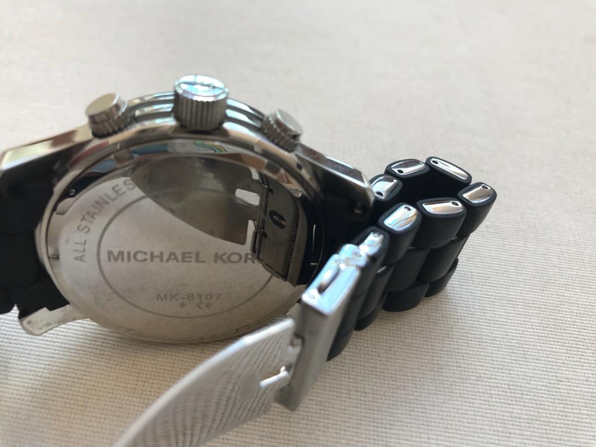 2951ea2fa18 relógio masculino original michael kors modelo mk 8107. Carregando zoom.