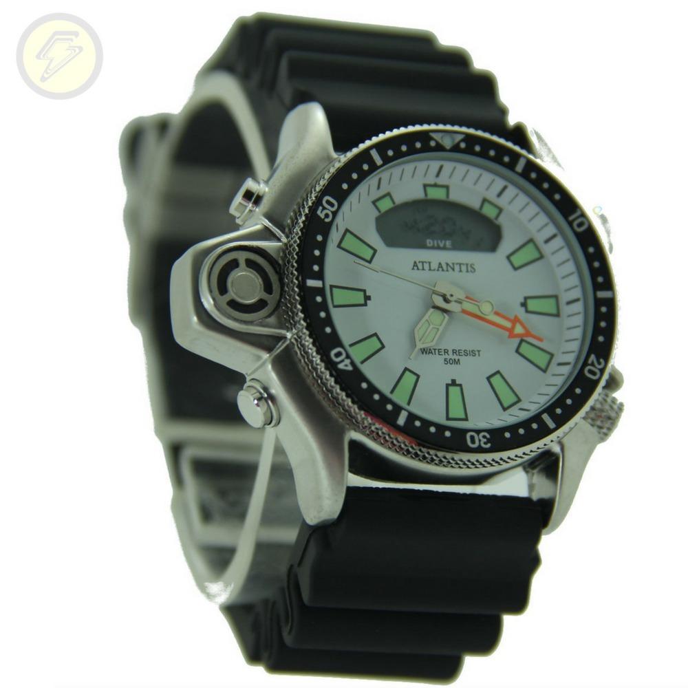 56ac4686a30 relógio masculino original social sport digital promoção aço. Carregando  zoom.
