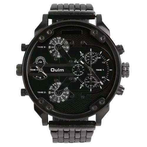 relógio masculino oulm 3548 bom e barato