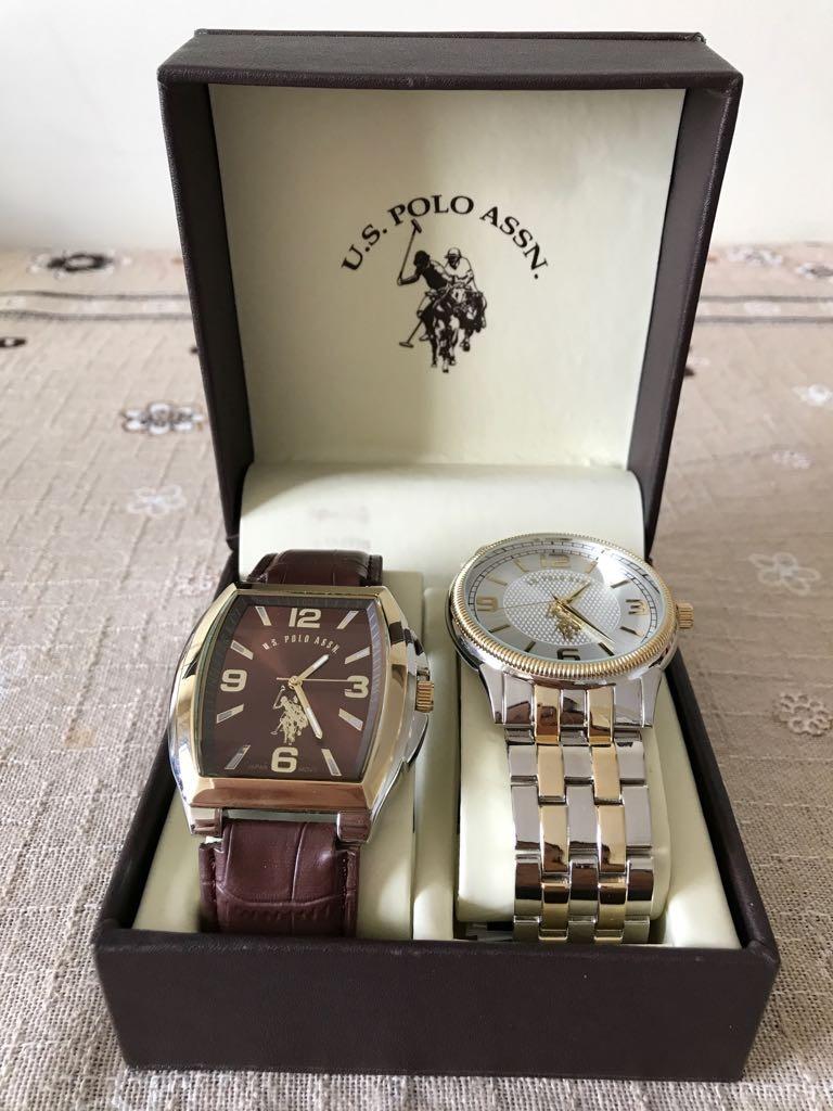 7d49c53e103 relógio masculino polo kit com 2 relógios original importado. Carregando  zoom.