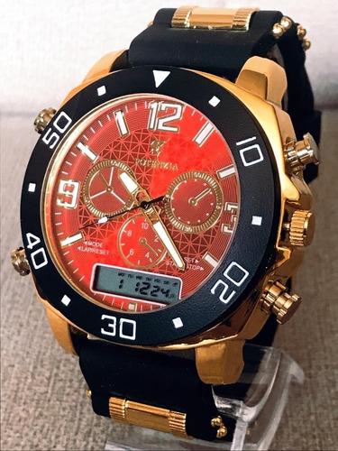 relógio masculino potenzia atacado  barato promoção+caixa !