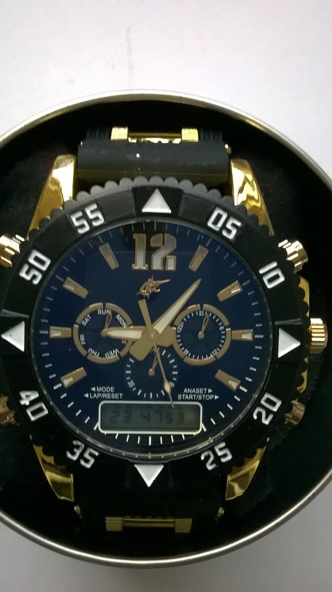 27cd884d3fd relógio masculino potenzia barato super promoção militar. Carregando zoom.