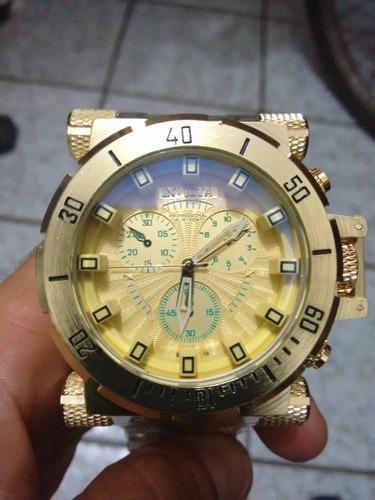 relógio masculino prata ouro luxo barato