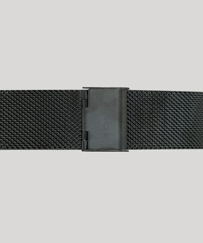 relogio masculino preto digital lince led vermelho mdn4586l