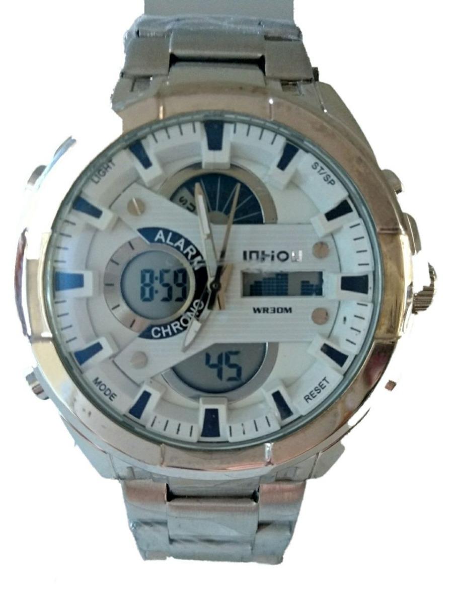 1e14aae6ade relógio masculino prova dágua militar barato. Carregando zoom.