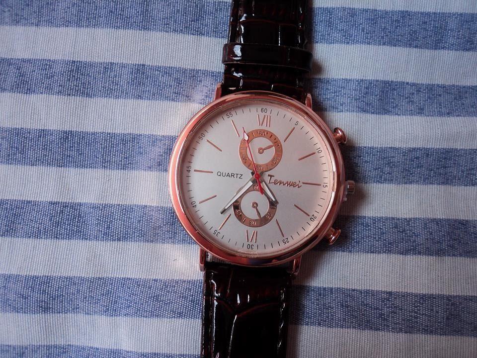 cf2e0a9b16a Relógio Masculino Esportivo Analógico De Pulso Grande - R  27