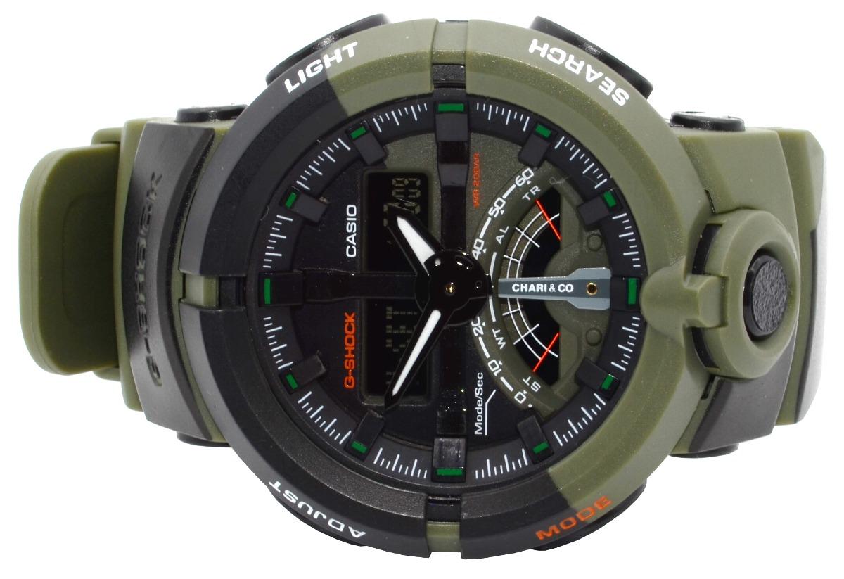 959950f3d4b relógio masculino pulso casio g-shock ga500 lançamento!!! Carregando zoom.