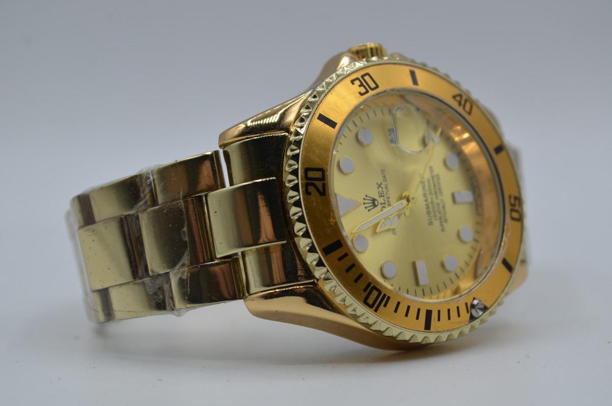 4b773fb277c relógio masculino pulso rolex perpetual de luxo. Carregando zoom.
