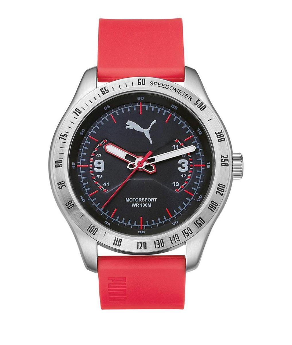 72457f9f6fa relógio masculino puma analógico esportivo moderno 10atm. Carregando zoom.