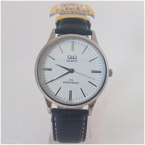 relógio masculino qq 301y original executivo vip 12x s/juros