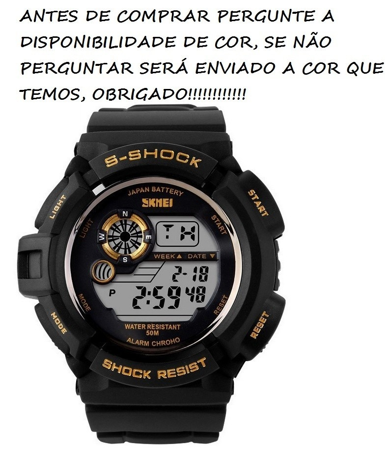 762768630df Comprar Relogio Masculino Relogios Masculinos - R  200