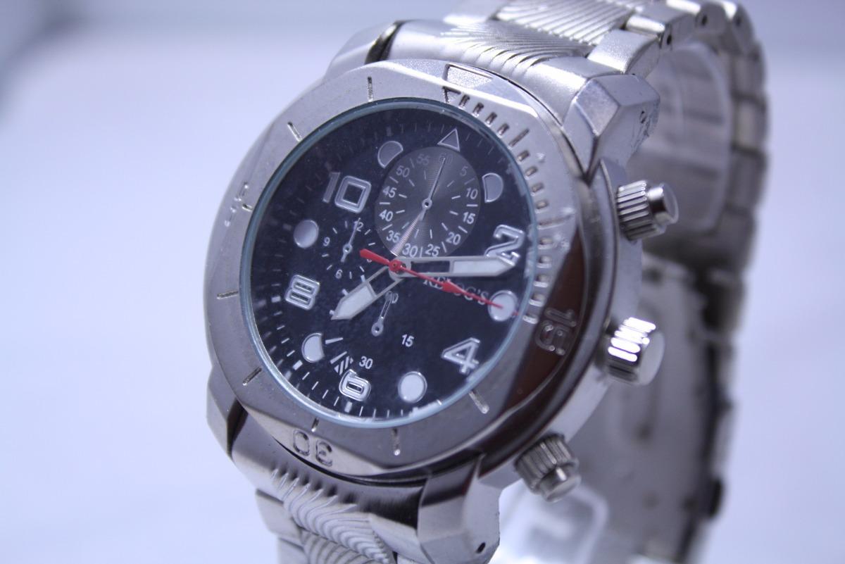 f39eaf9756d relógio masculino relogs aço masculino oportunidade. Carregando zoom.