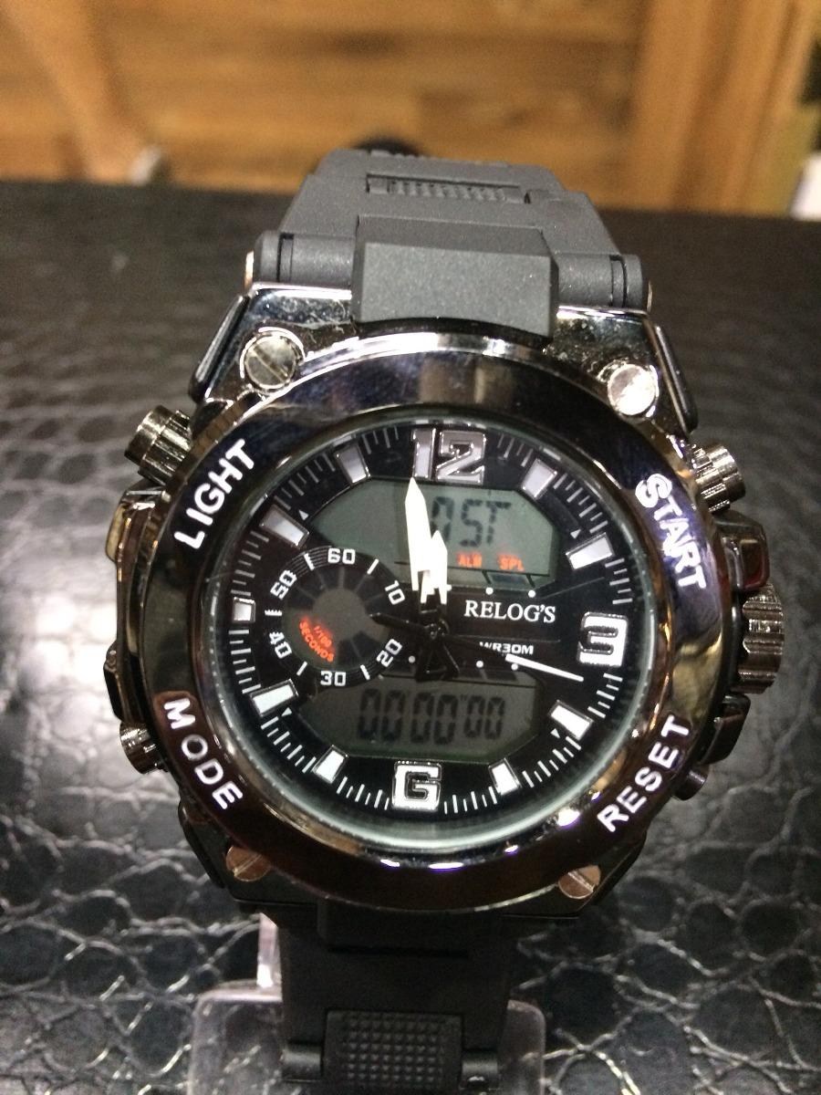 54050056992 Relógio Masculino Relogs Esportivo De Luxo Frete Grátis - R  139