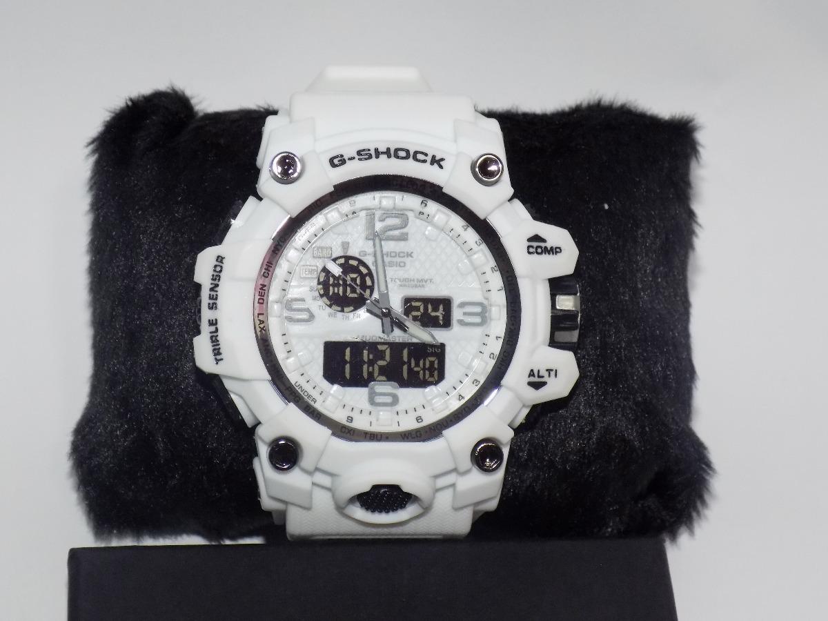 2726dd55449 relógio masculino resistente g shock branco importado barato. Carregando  zoom.
