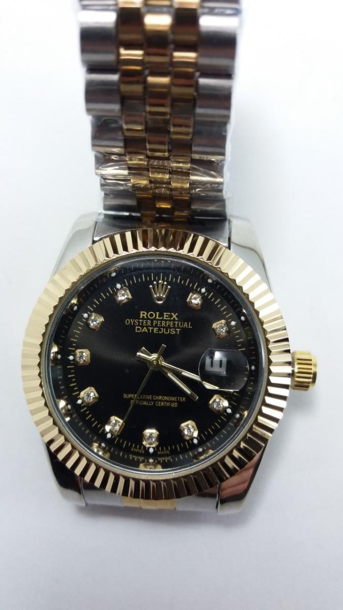 a48af461e4a Relógio Masculino Rlx Luxo Datejust