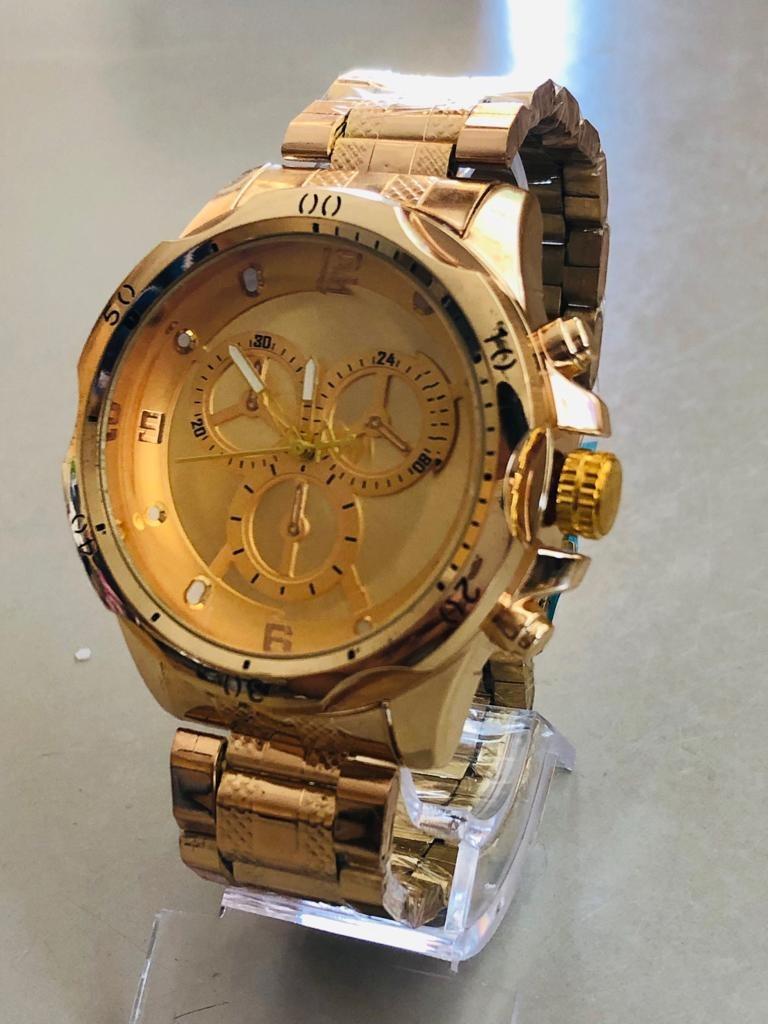 01780e57eb3 relógio masculino robusto grande pesado barato promoção!!! Carregando zoom.
