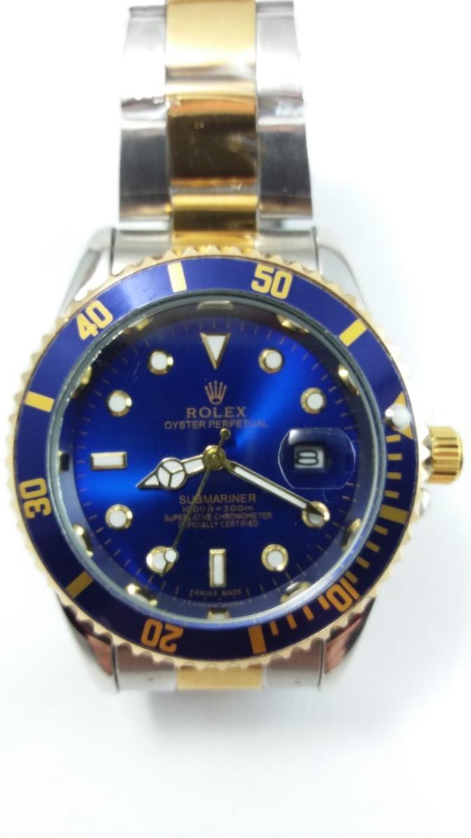 1e59cefa013 Relogio masculino rolex submariner azul barato carregando zoom jpg 675x1200 Relogio  masculino rolex