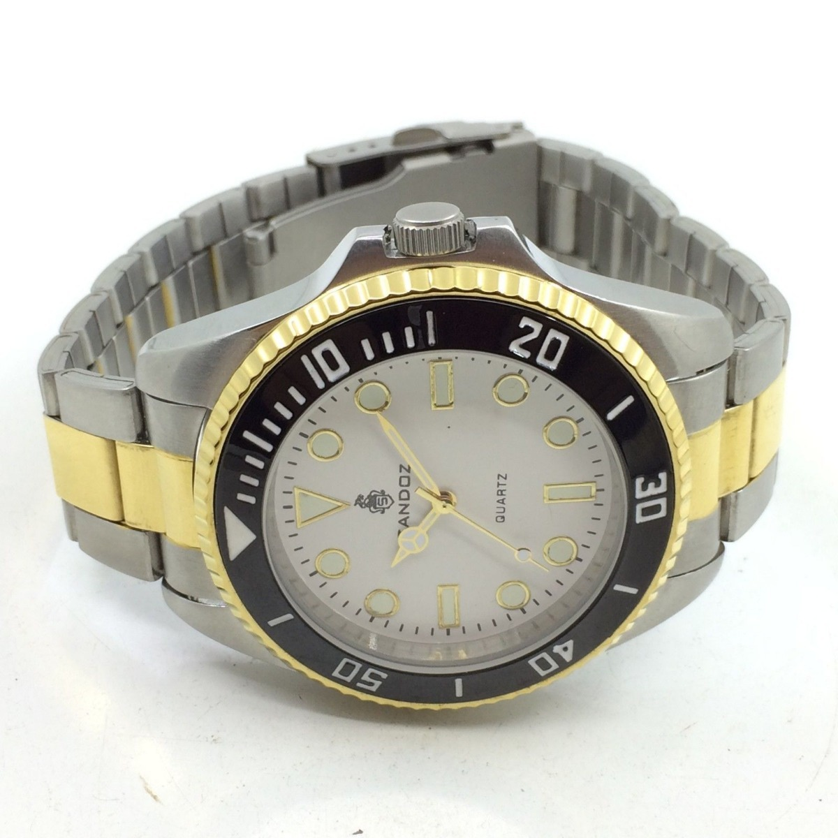 091fa38c7e0 Relógio Masculino Sandoz Quartz seiko