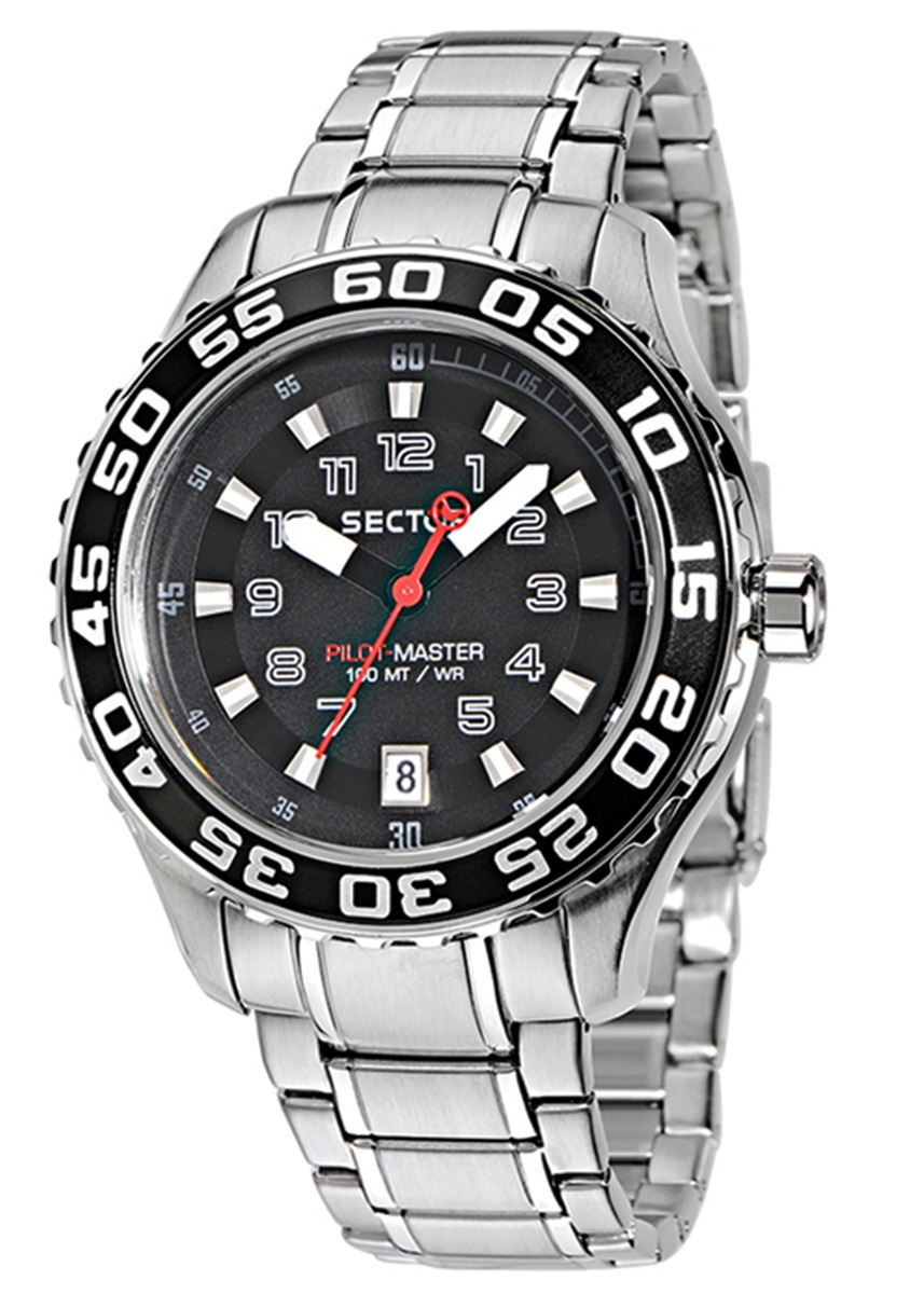 e8d47fd546507 Relógio Masculino Sector Ws31937t Prata - R  564