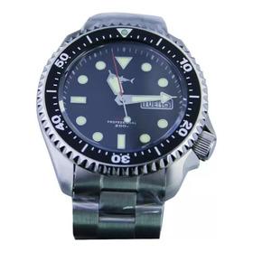 Relógio Masculino Sharkey 200m - Novo - Na Caixa