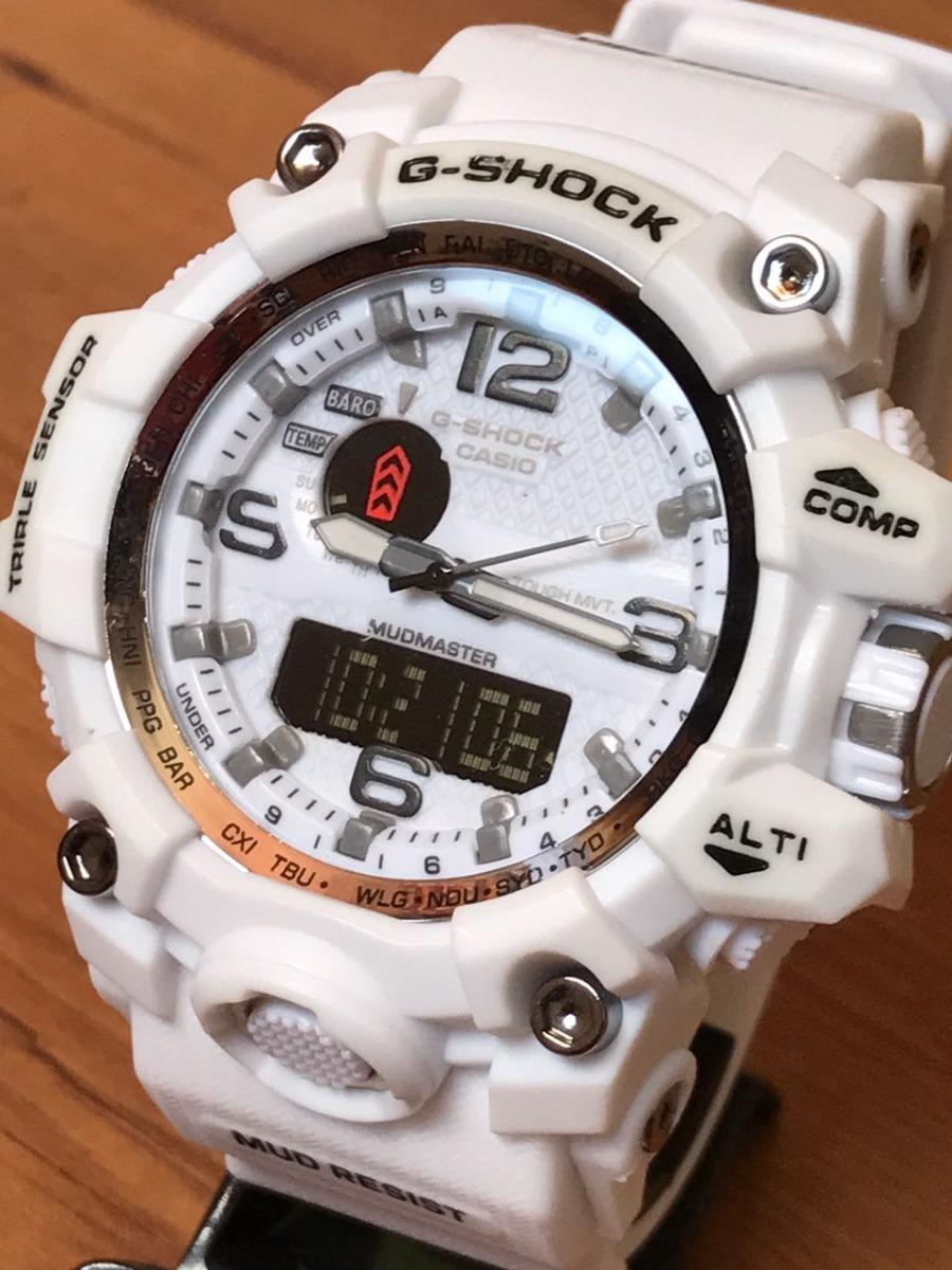 c4a32d9ae24 relógio masculino shóck analógico e digital novo + brinde!!! Carregando zoom .