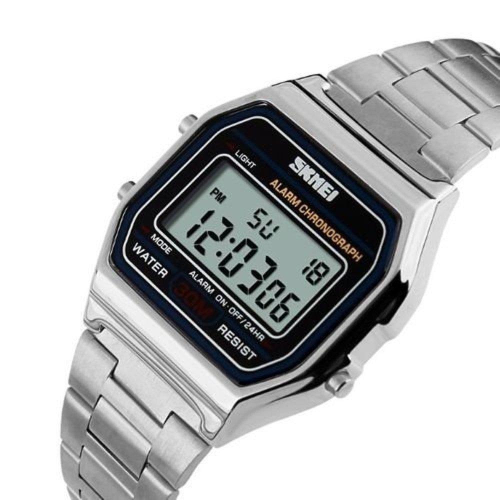 7a823f53144 relógio masculino skimei barato original digital promoção. Carregando zoom.