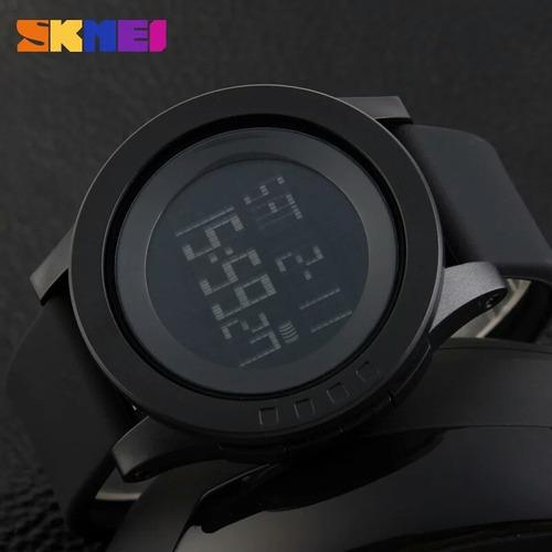 relógio masculino skmei 1142 digital esportivo. prova d água