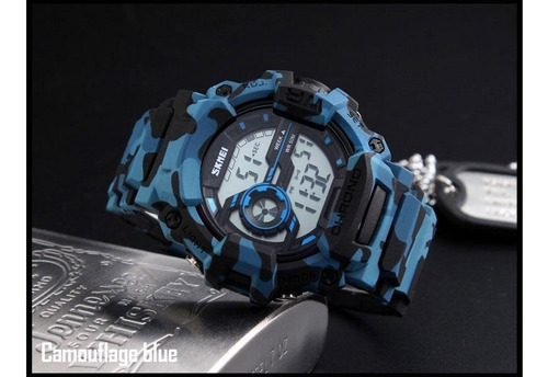 relógio masculino skmei 1233 original na caixa