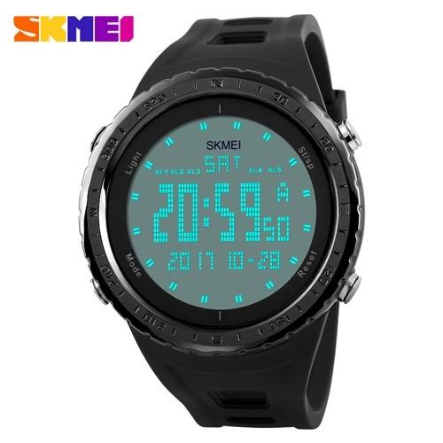 1969097588b Relógio Masculino Skmei 1246 Digital Promoção Prova D´água - R  60 ...