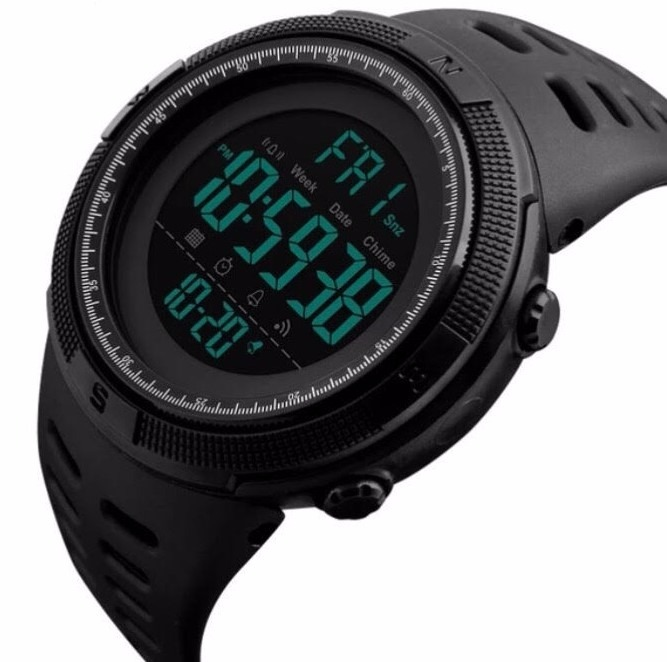 e795779b16f Relógio Masculino Skmei 1251 Digital Esportivo Prova D´água - R  99 ...