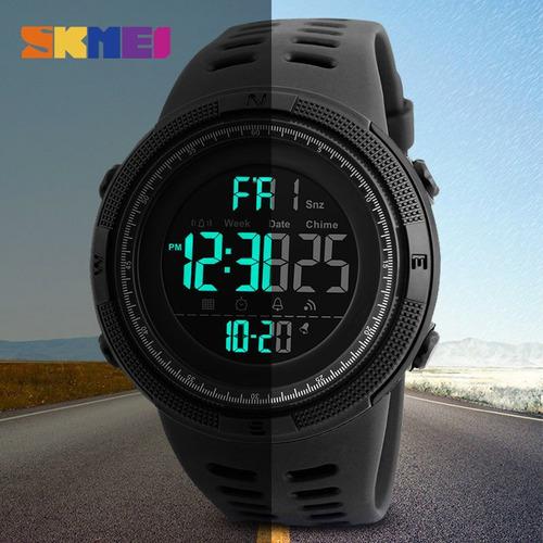 relógio masculino skmei 1251 digital esportivo prova d´água