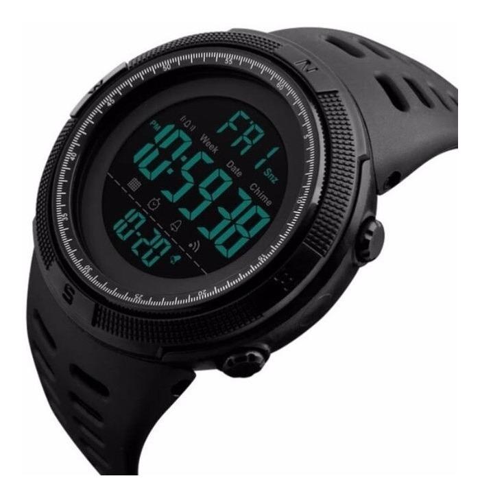 560d87aaeb Relógio Masculino Skmei 1251 Digital Esportivo Prova D´água - R$ 99 ...