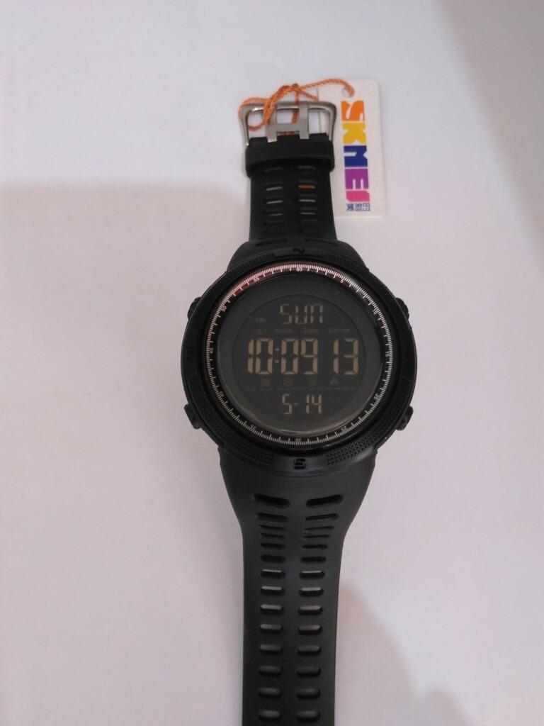 4ef6ee9e042 ... relógio masculino skmei 1251 digital esportivo. prova d´água. Carregando  zoom.