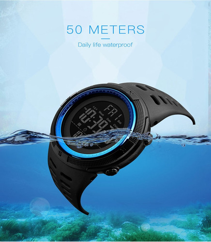 relógio masculino skmei 1251 original prova d'agua