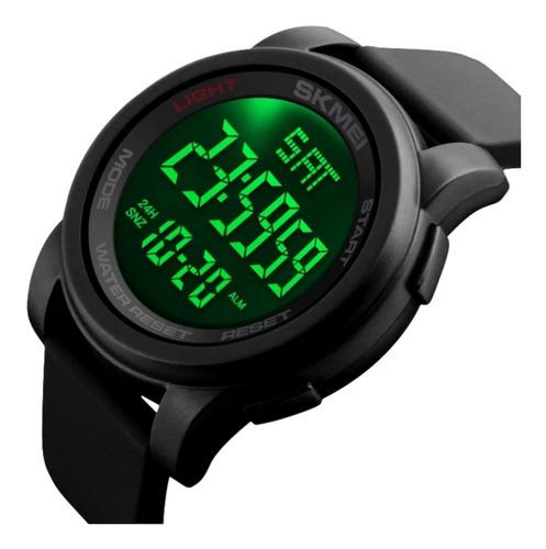 relógio masculino skmei 1257 digital esportivo. prova d´água