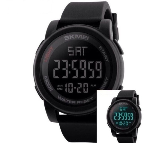 relógio masculino skmei 1257 digital esportivo prova d´água