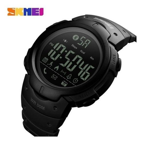 relogio masculino skmei bluetooth 1301 smartwatch