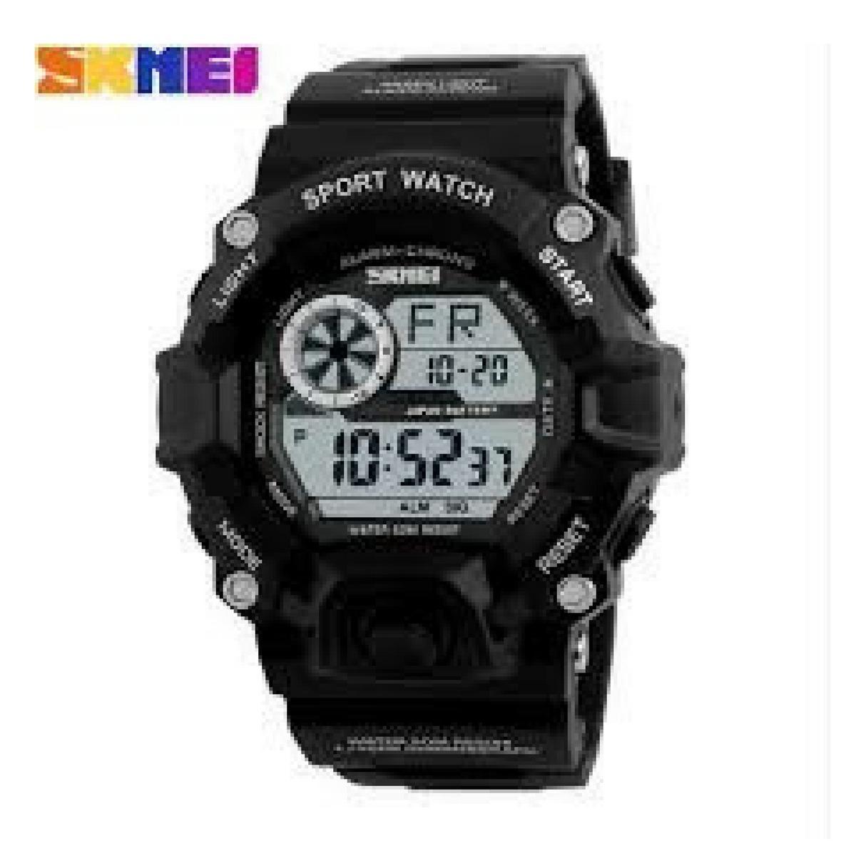 b7fedd1e3b2 relógio masculino skmei esportivo prova d agua exercito. Carregando zoom.