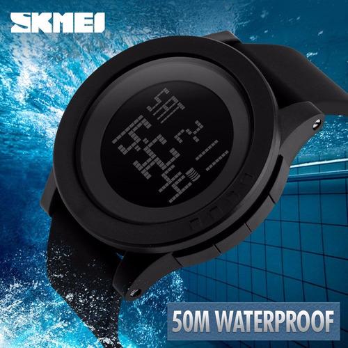 relógio masculino skmei original mod.1142 prova d'água