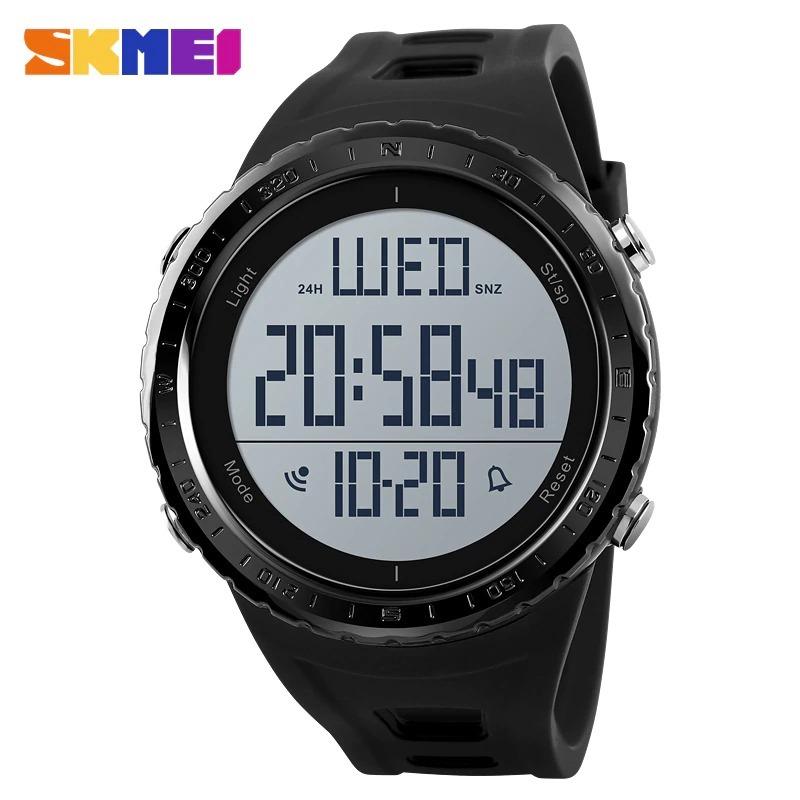 e967f780529 relógio masculino skmei original preto modelo 1310 importado. Carregando  zoom.