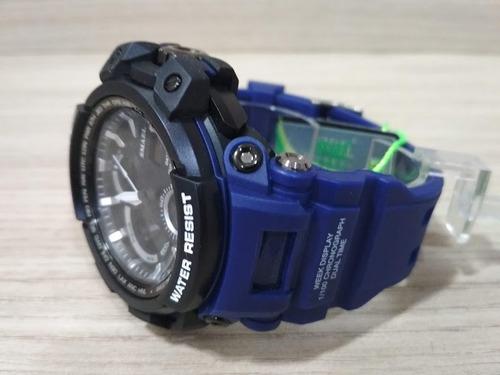 relógio masculino smael 1708b