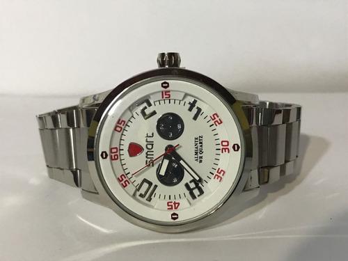 relógio masculino smart 950ch resistente a água envio rápido