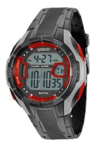 relógio masculino speedo preto 81141g0evnp5