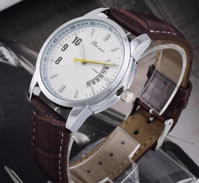ff52859a158 Relógio Masculino Super Promoção Exclusivo Bonito E Barato - R  46 ...