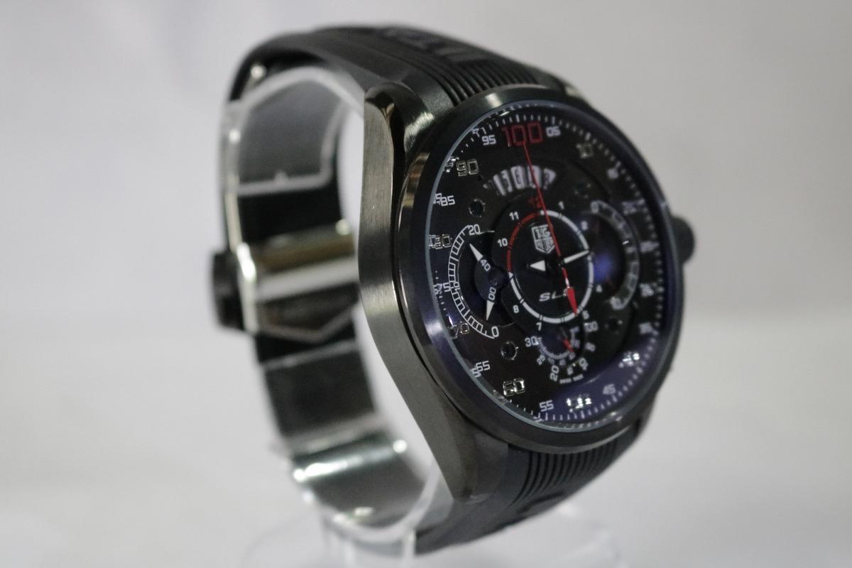 52bdfbd9442 relógio masculino tag heuer black mercedes benz sls. Carregando zoom.