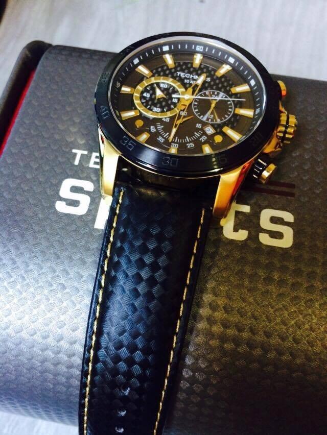 3e5c55fa220 Relógio Masculino Technos Sports Os2aaz 0p 52mm - R  600
